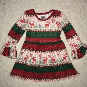 Toddler Holiday Dress